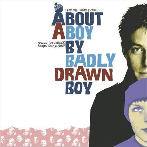 Badly Drawn Boy About A Boy Soundtrack Vinyl Record Boy Music