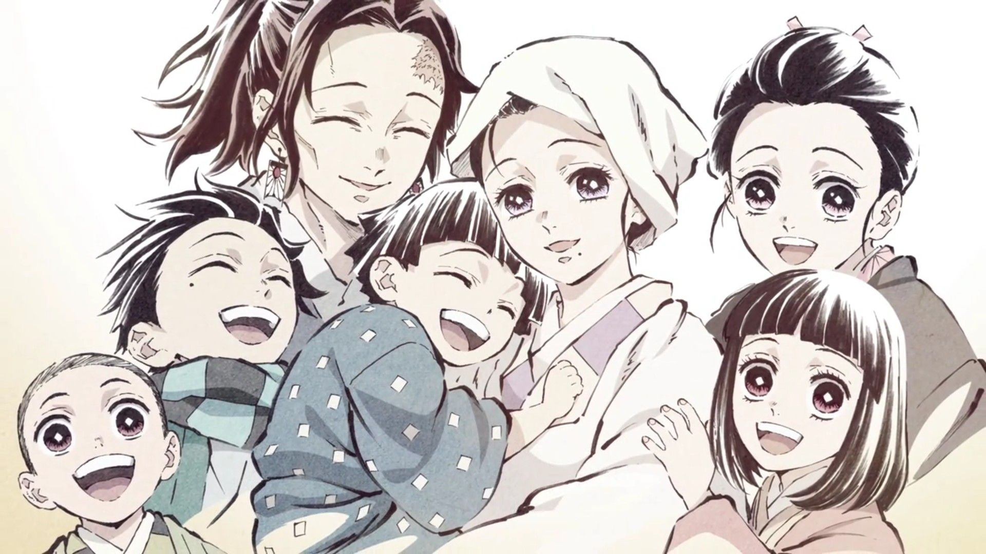 Tanjiro family   Anime demon, Anime, Slayer anime