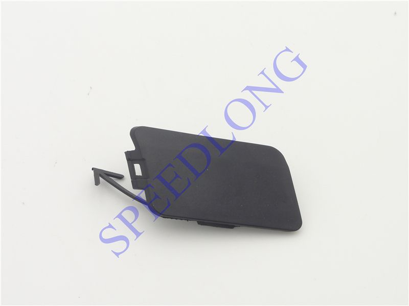 1 Pc Front Bumper Trailer Eye Cover Tow Hook Cap For Subaru