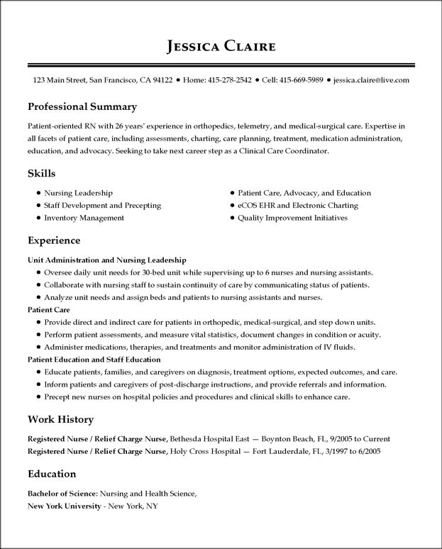 Resume Format Guide Resume Format Pinterest Resume Format