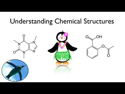 Making Sense of Chemical Structures video is a good format for