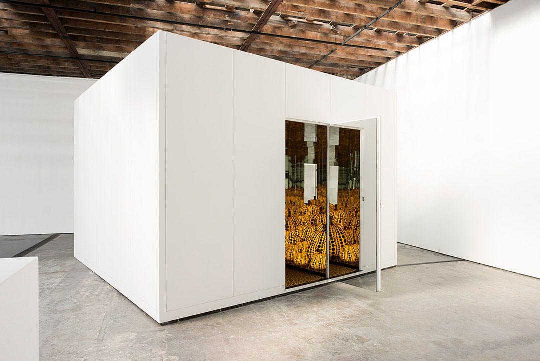 About The Exhibition Yayoi Kusama Infinity Mirrors Infinity Room Infinity Mirror Infinity Mirror Room