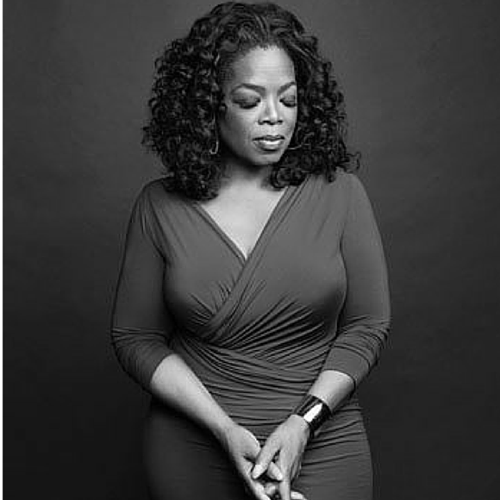 Human Note Oprah Winfrey The Biggest Adventure You Can Photography Women Oprah Winfrey Musician Portraits