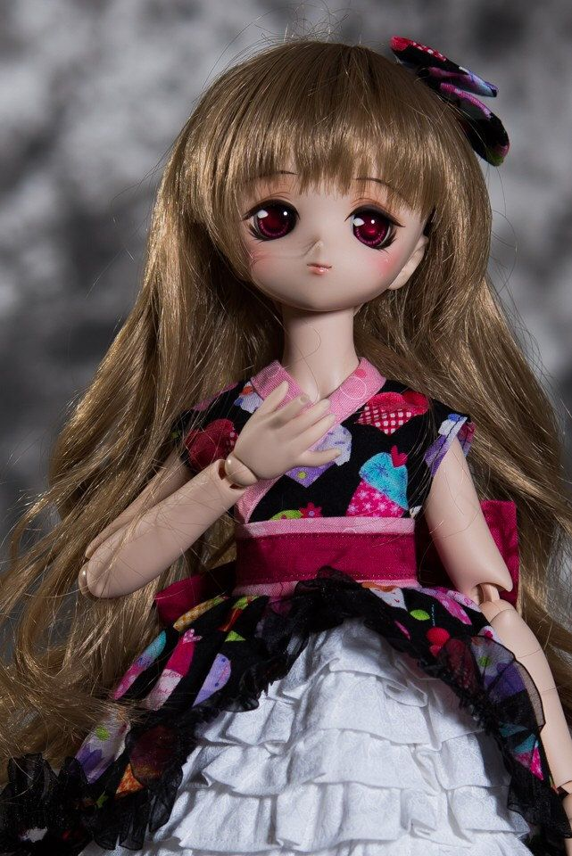 Cupcakes to #Order Fancy #Casual #Kimono for MSD Luts Kid Delf Mini Dollfie Dream,  View more on the LINK: http://www.zeppy.io/product/gb/3/214542785/