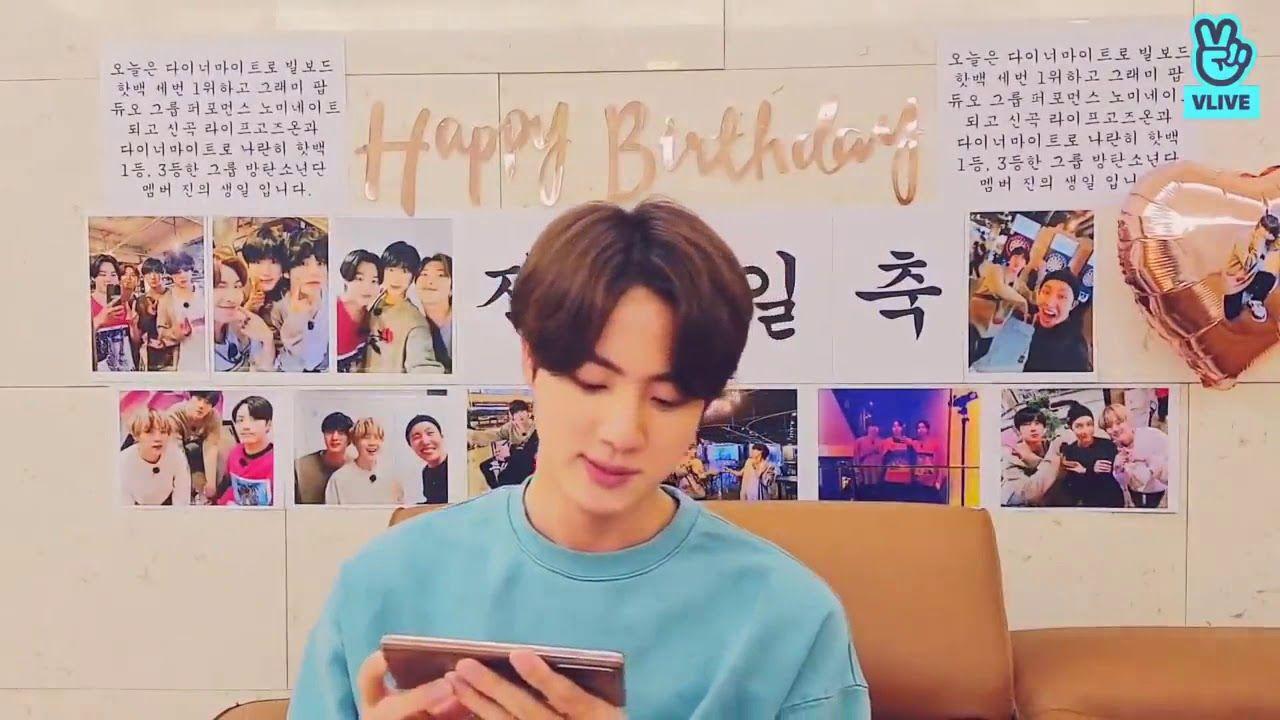 Bts Jin Birthday In 2021 Bts Jin Bts Seokjin