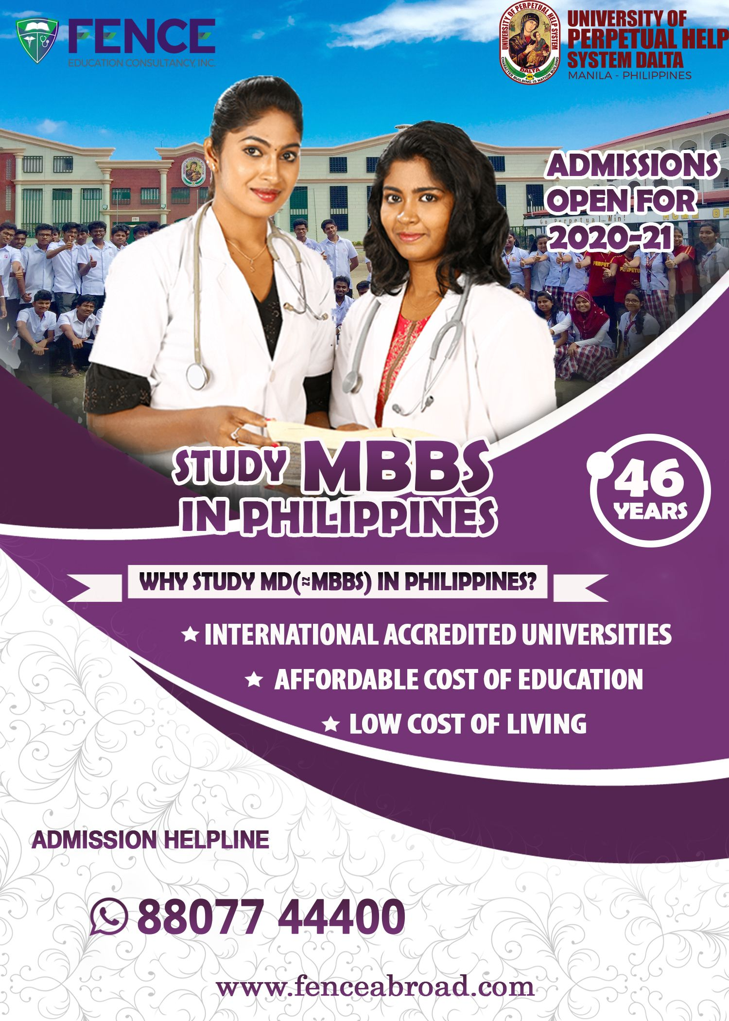 Study Md Mbbs In Philippines In 2020 Studying Medicine Education Medical College