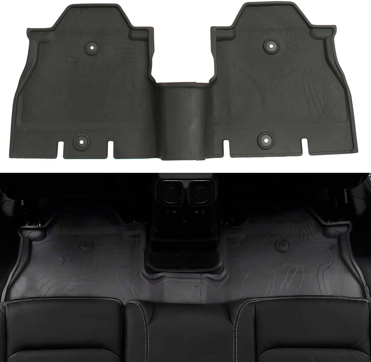Pin On All Weather Slush Floor Mats For Jeep Jl