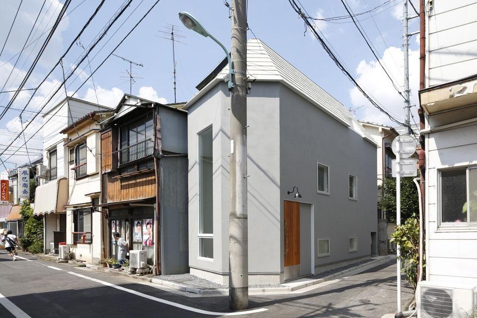 ON design partners, Fika negozio + abitazione, Nagasaki, Toshima-ku, Tokyo 2012