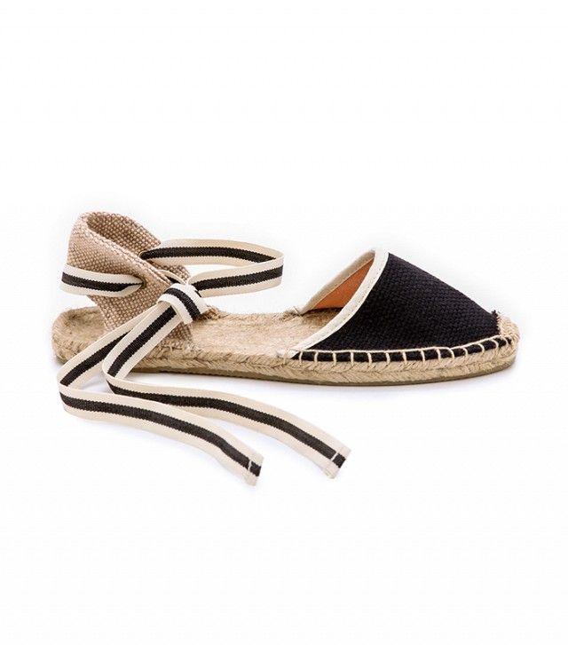 The Best Summer Sandals.. Soludos Espadrille Sandals
