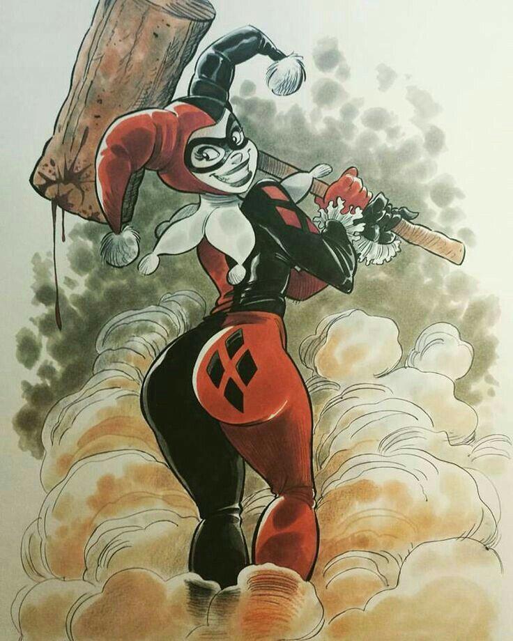 Pin on ♦Everything Harley Quinn♦