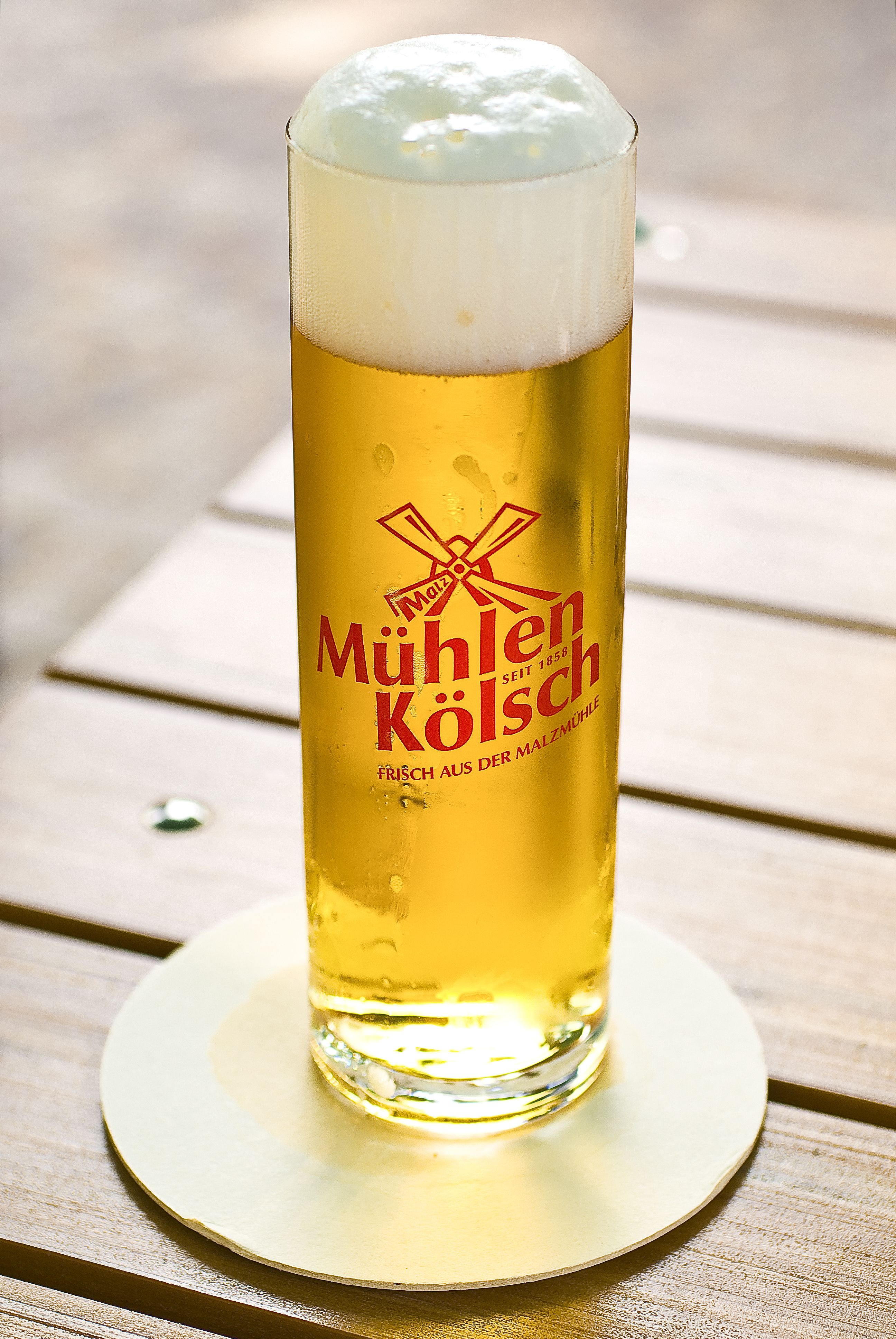 Mühlen Brauerei Köln