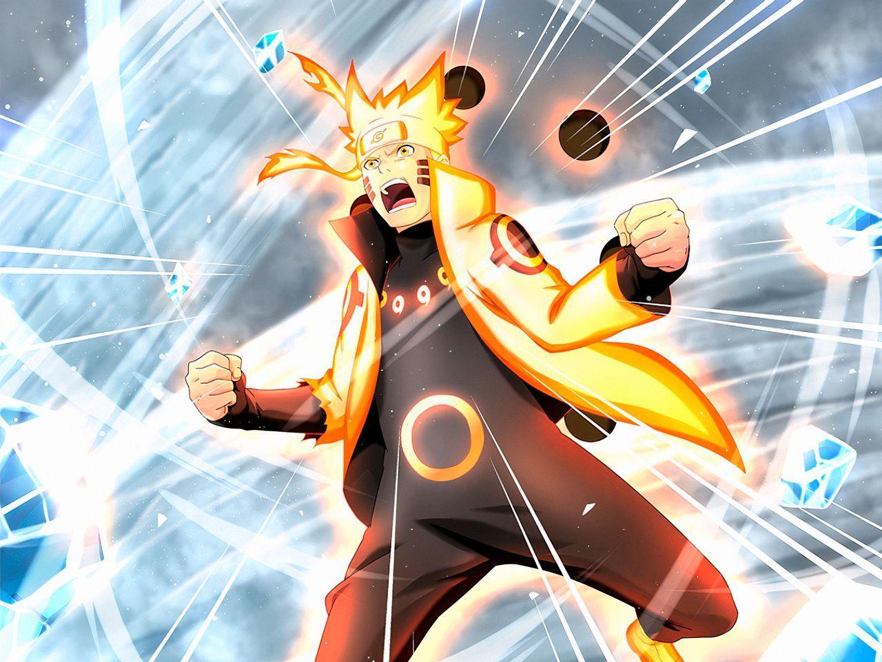 Kurama Sage Mode Naruto Naruto Sage Sage Mode Naruto Wallpaper Naruto Shippuden