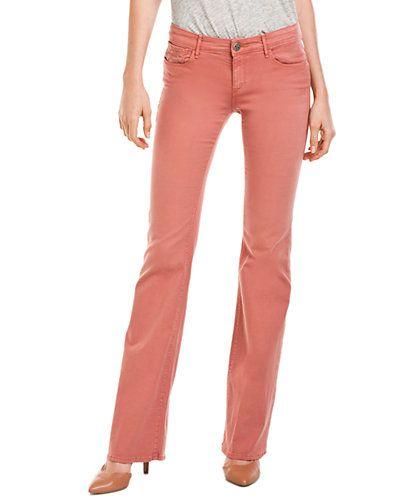 Habitual 'Hayworth' Rustic Pink Flare Leg