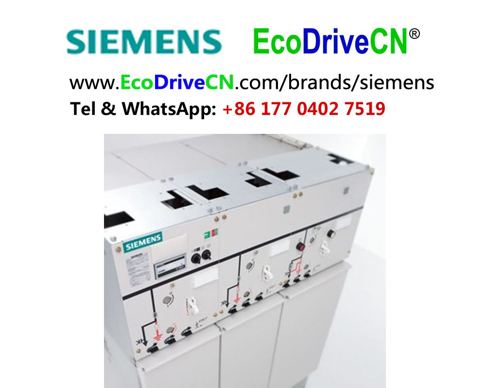 Siemens Simosec switchgear with air-insulated technology,… | Siemens