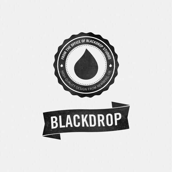Blackdrop Studios Badge