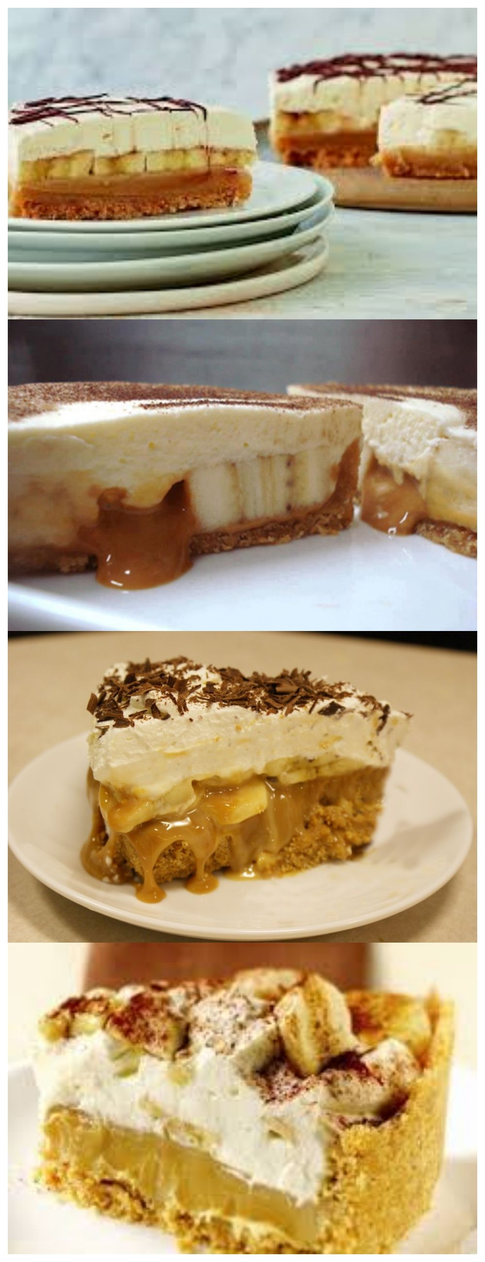 Banoffee Pie Doces E Sobremesas Sobremesas Banoffee Pie