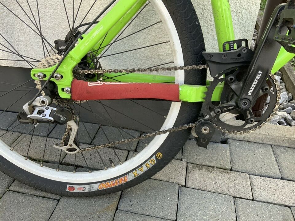Bergamont Kiez 040 Dirtbike 8 Gang 26 Zoll In Niedersachsen Wulften Fahrrad Gang