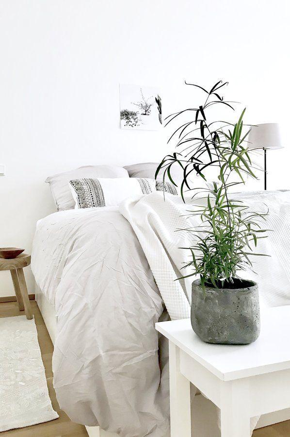 Samstagmorgen | SoLebIch.de Foto: Sannit #solebich #schlafzimmer #einrichten  #ideen