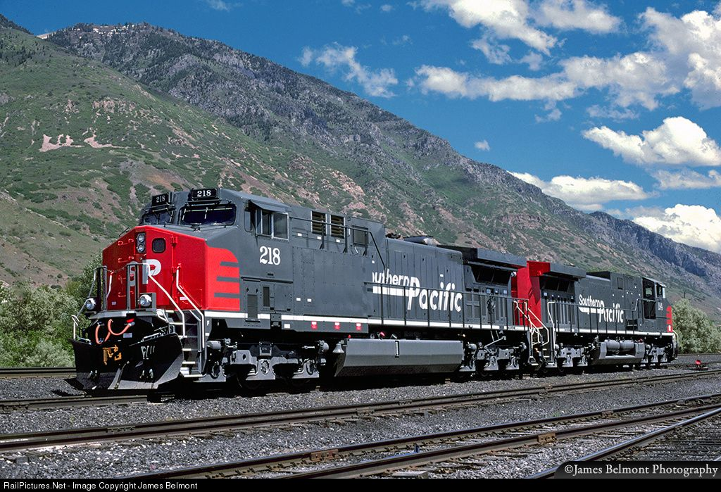 Railpictures net photo sp 218 southern pacific railroad for Railpictures
