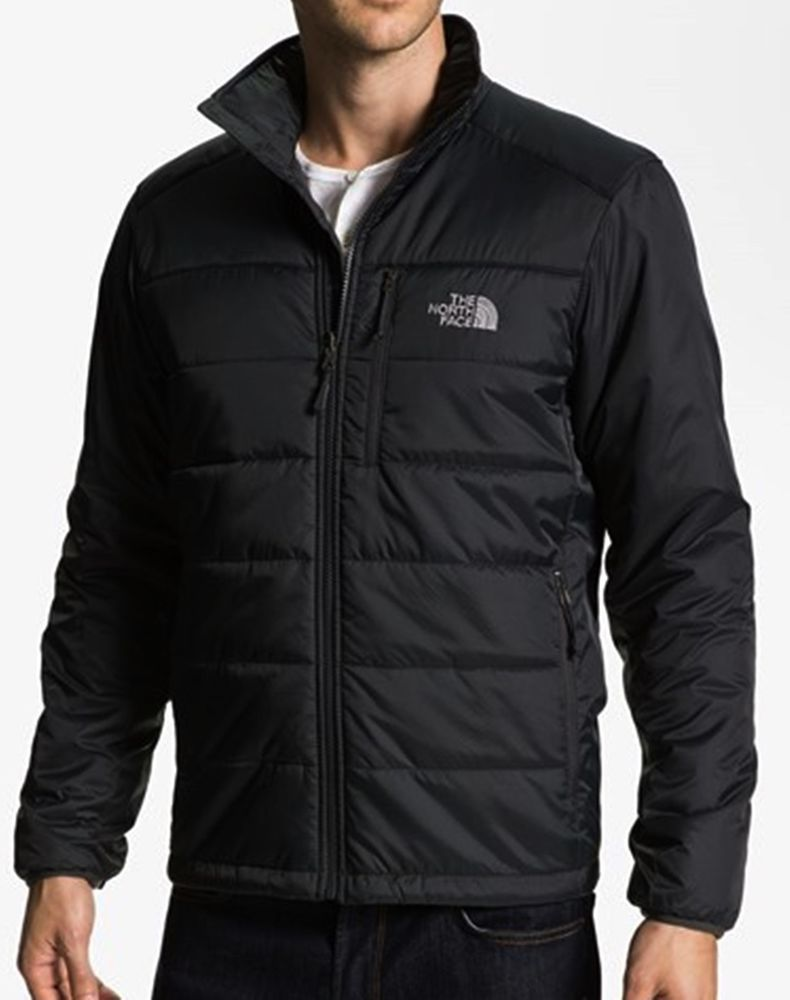 Nwt New The North Face Men S Insulated Sangfroid Jacket M Black Medium 2015 North Face Mens Cap Toe Boots Mens Outfits [ 1000 x 790 Pixel ]