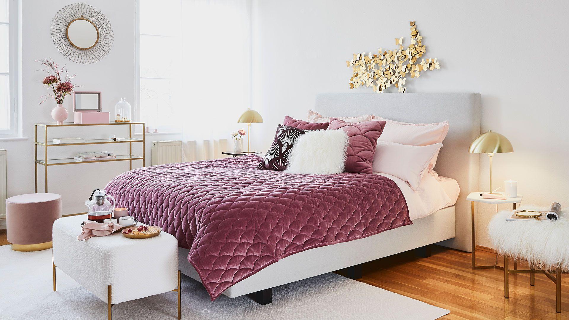 Dormitorio Glam Asi Es Como Funciona Nuestro Look Para Ti