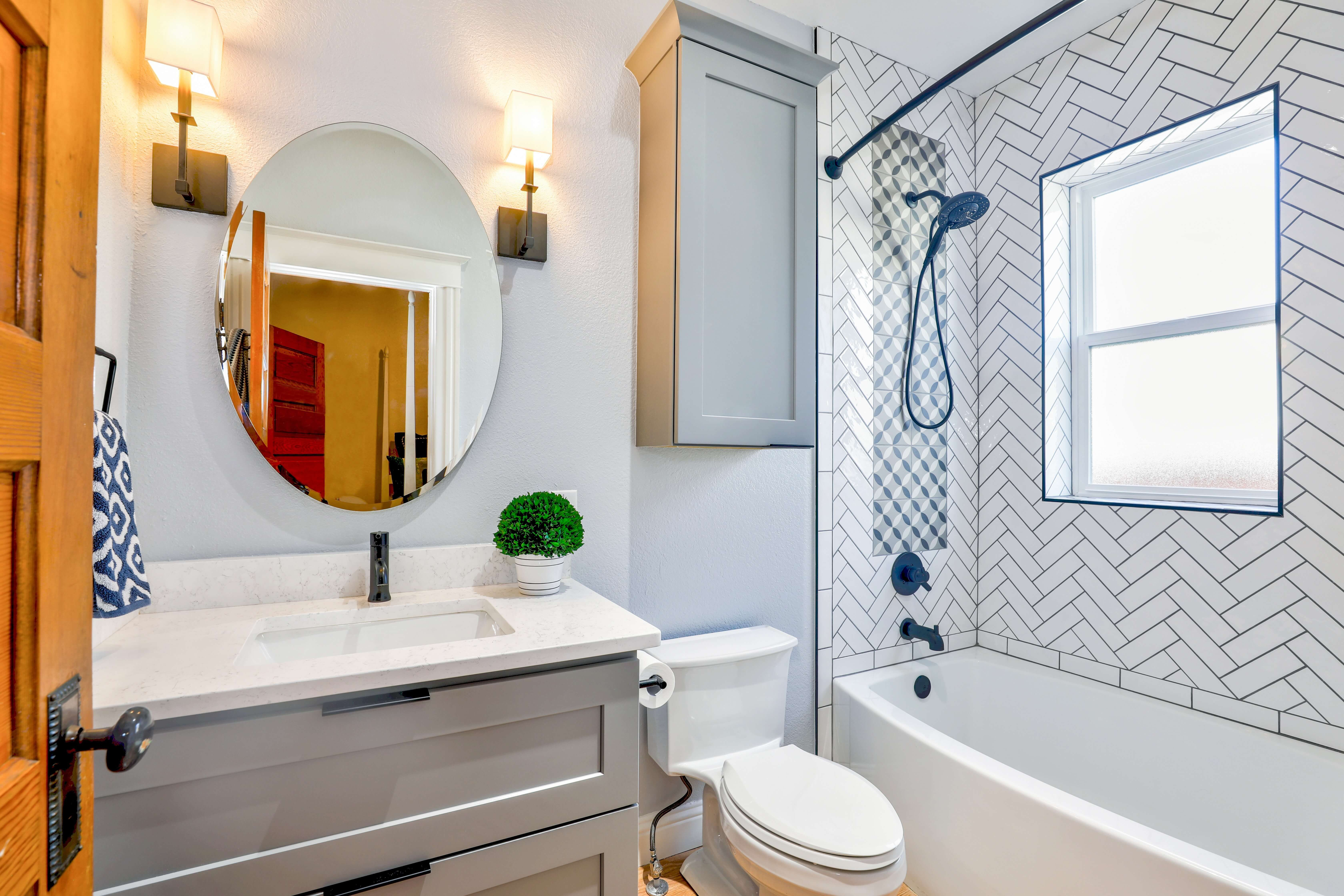 Remodeling Your Bathroom How You Can Pay For It Simple Bathroom