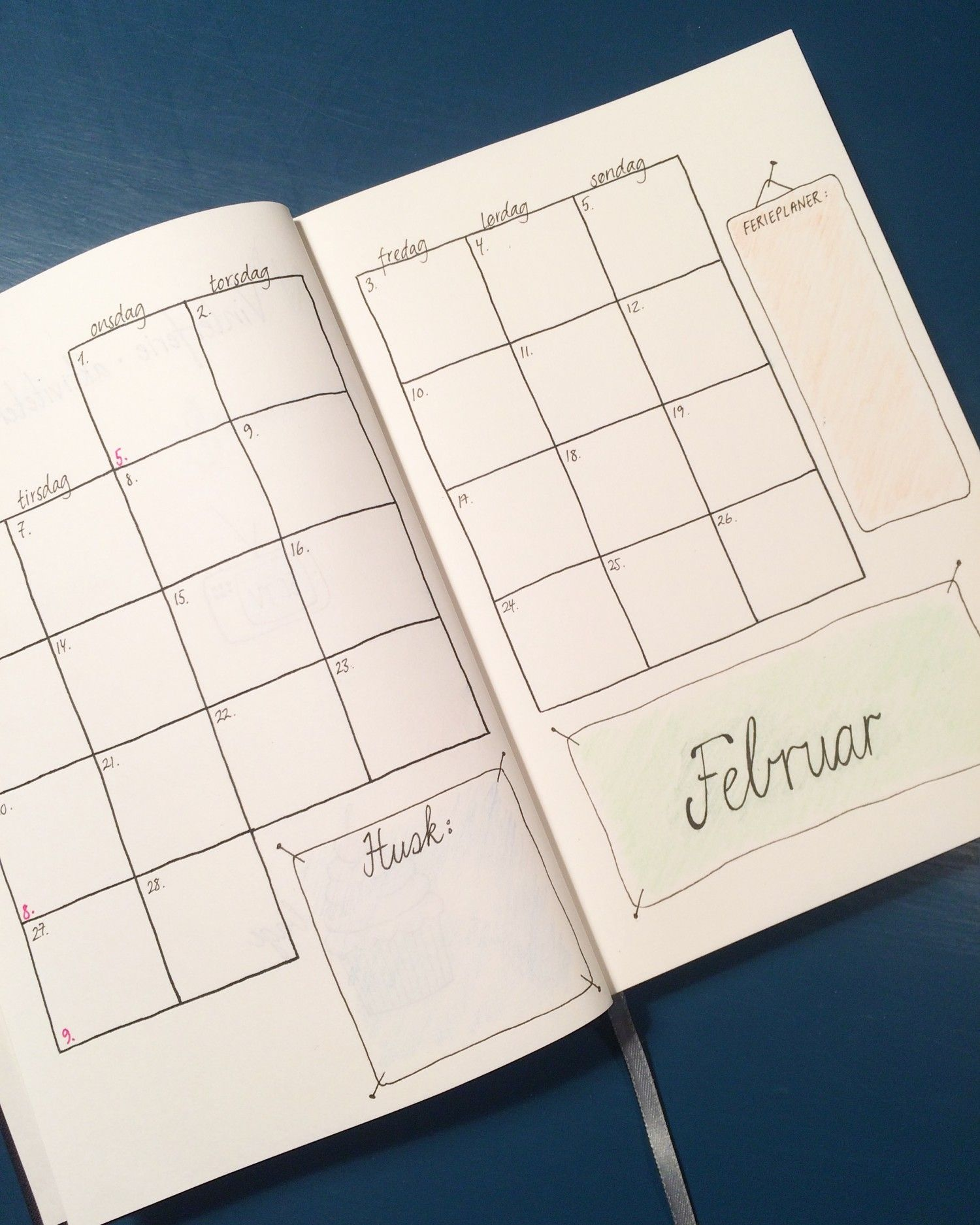 Billedresultat For Kob Bullet Journal Dansk
