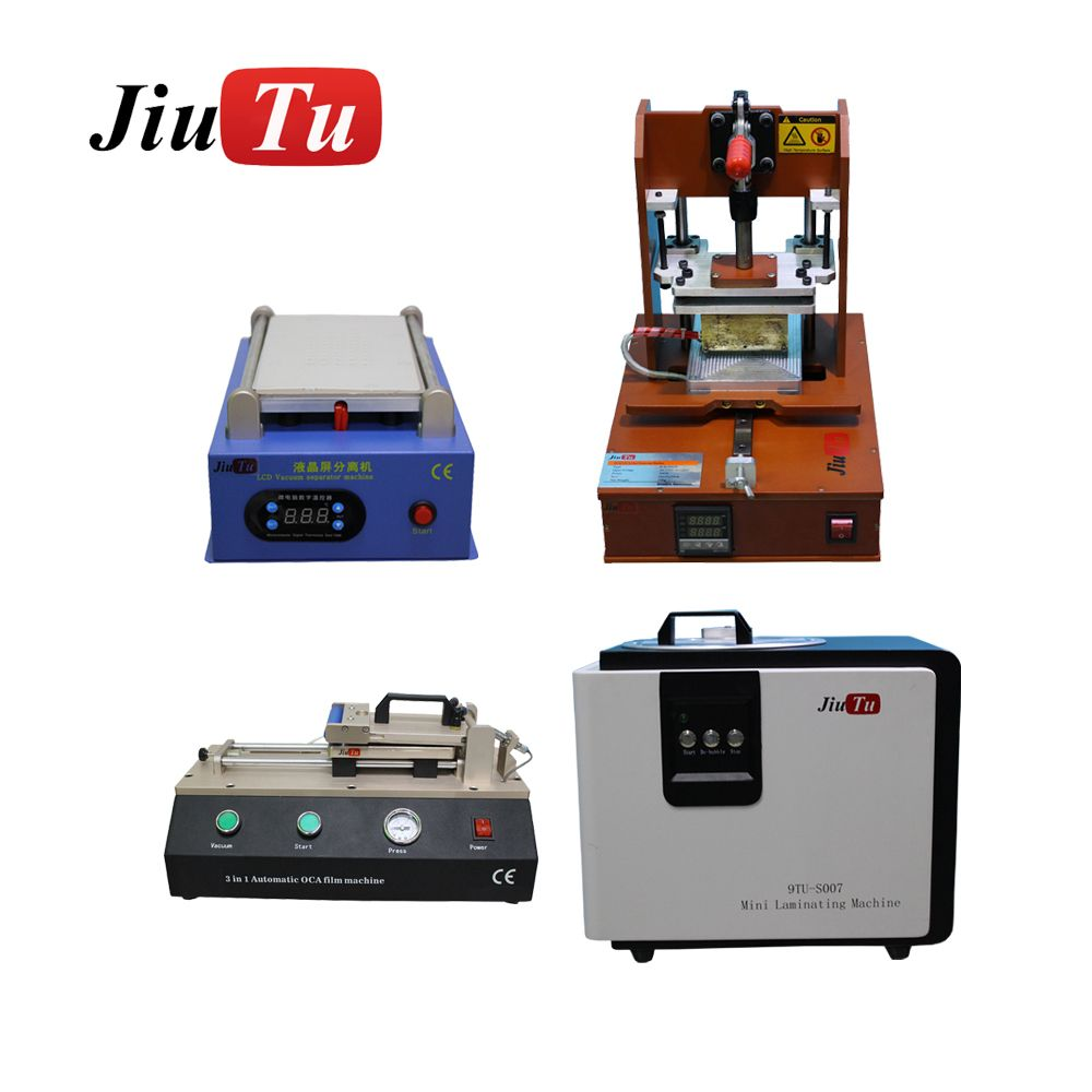 Mobile Phone Repair Machine Full Set 5 In 1 Lcd Separator Mini Oca Laminating De Bubble Machine 3 In 1 Automati Mobile Phone Repair Phone Repair Bubble Machine
