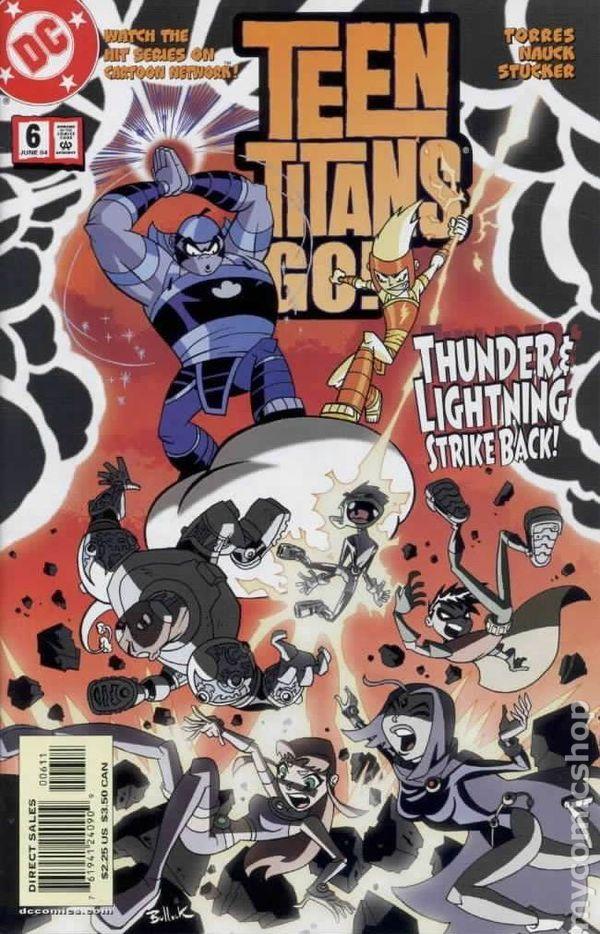 Kilowatt Teen Titans