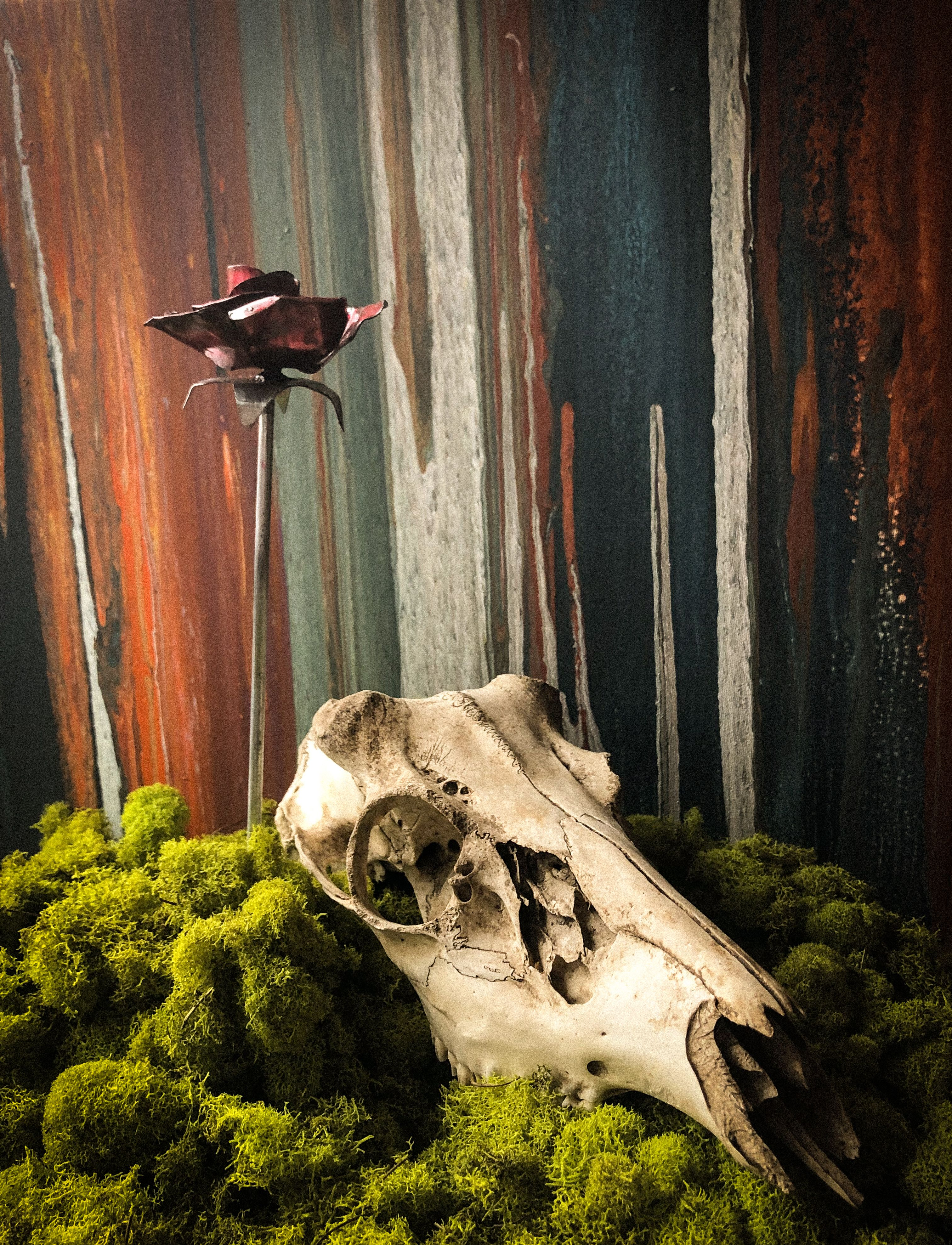 Beautify your home with gothic woodland decor. Gothic