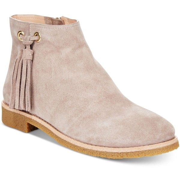 521e0dc03f1 kate spade new york Bellamy Booties ($258) ❤ liked on Polyvore ...