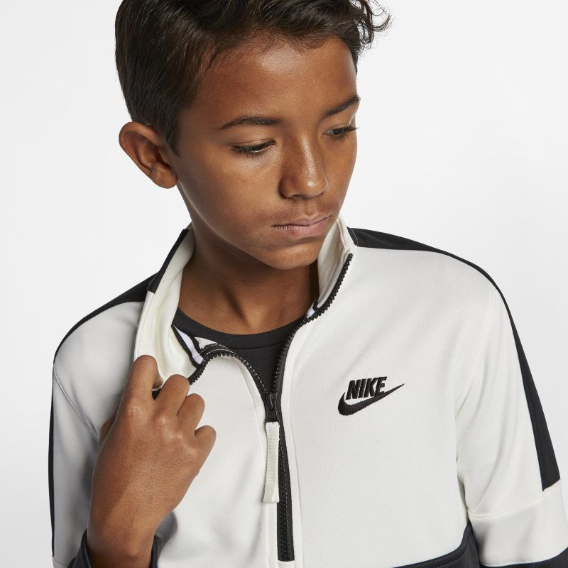 768dacc79 Nike Air Older Kids' (Boys') Tracksuit - Black   Products   Nike air ...