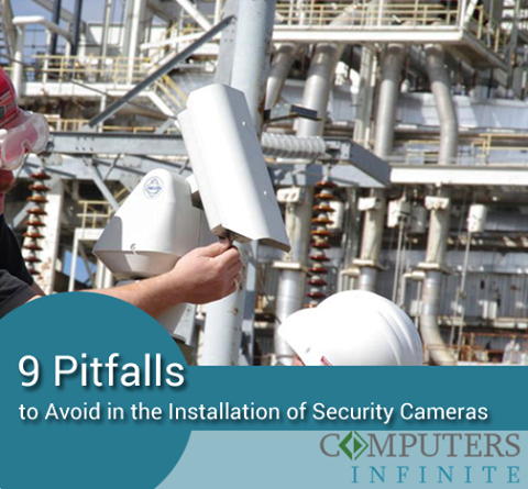 Security and surveillance systems have turned out to be a necessity in every industry. Before you install these systems in your firm, it is important to understand the customization options and the common pitfalls.  Read Here, 9 Pitfalls to Avoid In the Installation of Security #Cameras - http://goo.gl/WhC5Xt