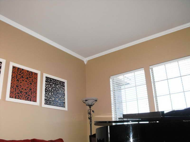 1000+ images about Crown Molding Ideas on Pinterest | Grey walls ...