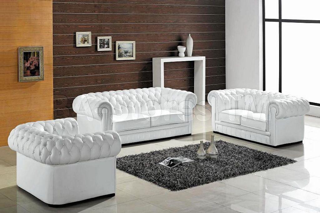 Courageous White Tufted Sofa Set Best White Tufted Sofa Set 33