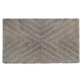 Textured Stripe Bath Rug  Nate Berkus™  Target  Bathroom Rugs Cool Target Bathroom Rugs Design Inspiration