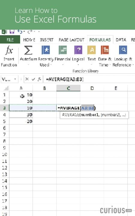 Bitesize Business School - Getting Started With Formulas - accounts payable excel spreadsheet template