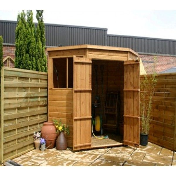 Corner Shed Google Search Corner Sheds Shed Design Shed