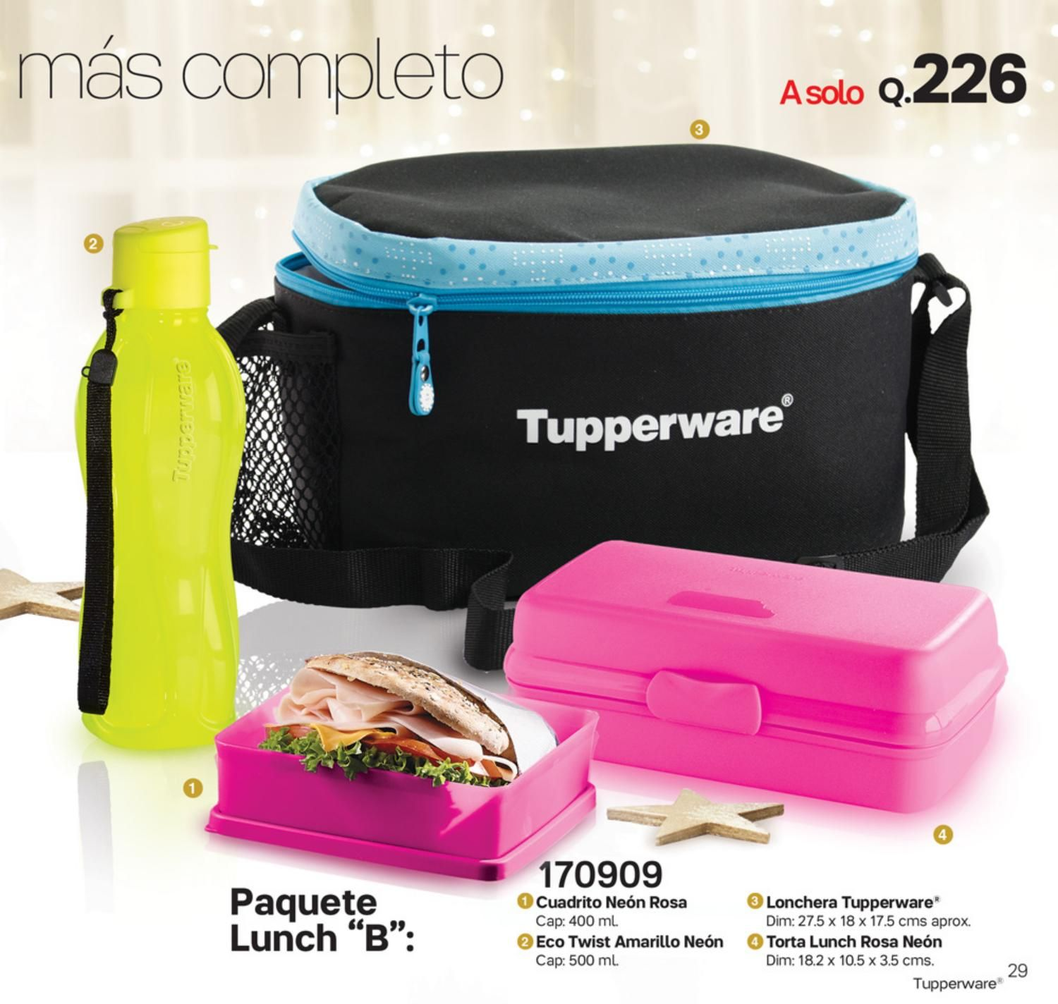 Resultado de imagen para trabas tupperware ice fresco for Botellas tupperware amazon