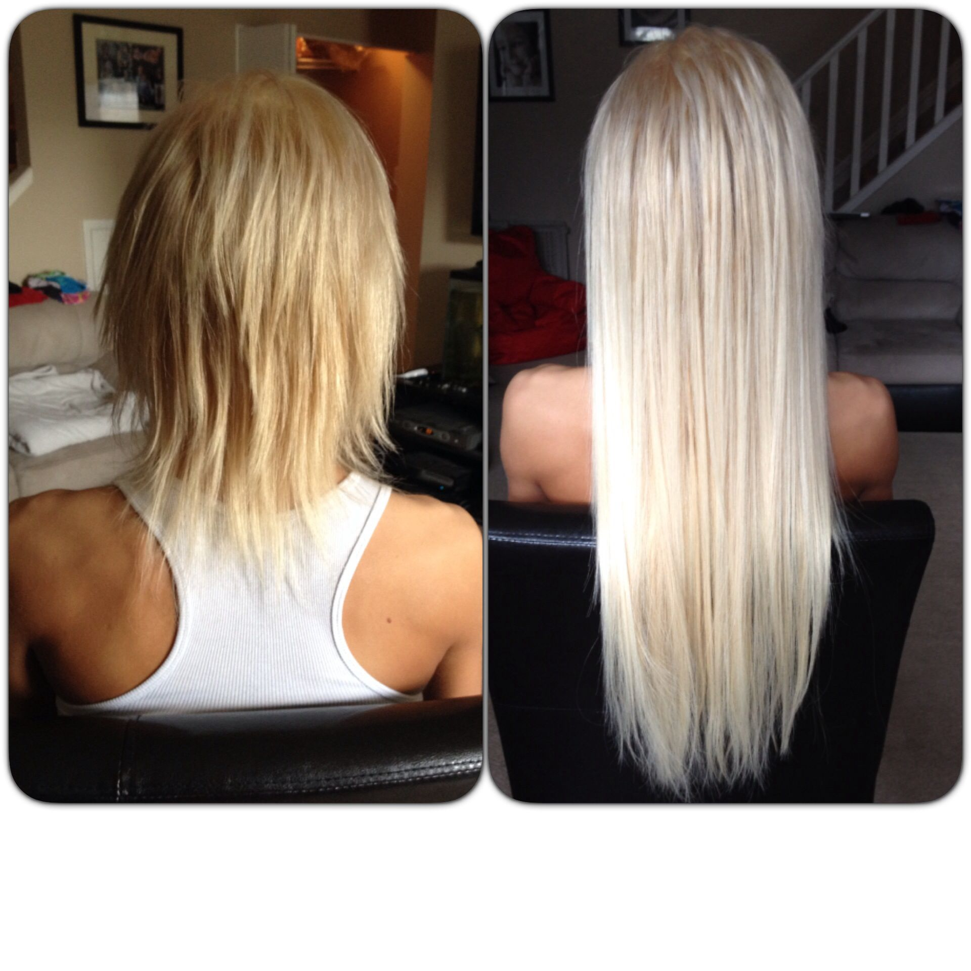 Hot Fusion Hair Extensions Hairextensions