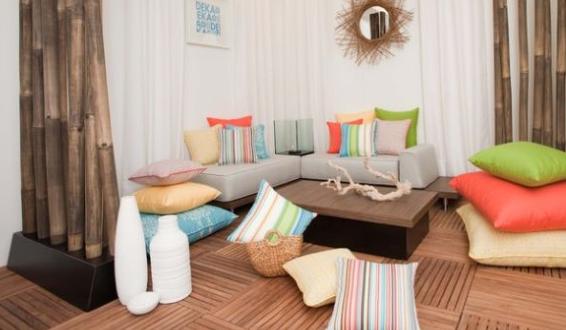 Como montar um ambiente zen em casa img2 Pr B Pinterest