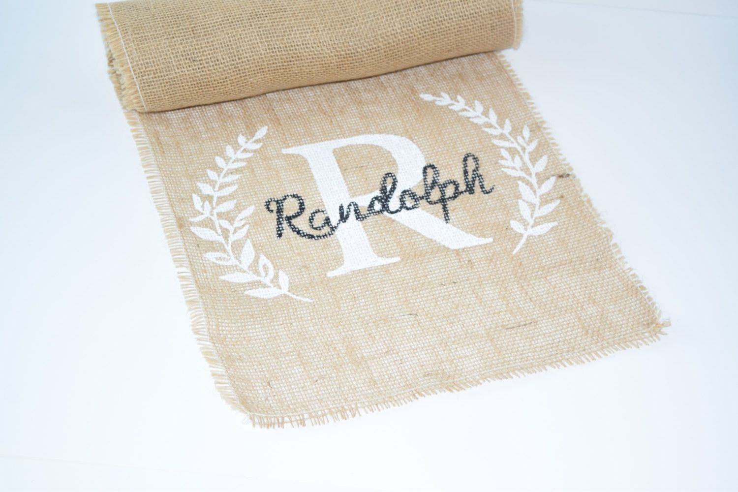 Table Runner Wedding Table Runner Personalized