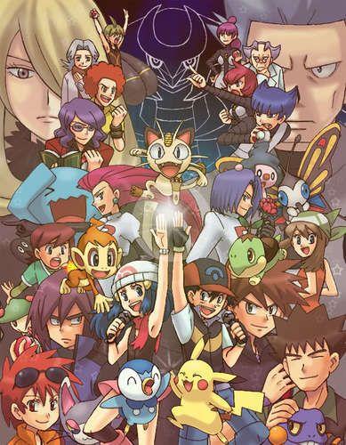 Pearl 3 Pokémon Pokemon Fotos De Pokemon Y Arte De Anime