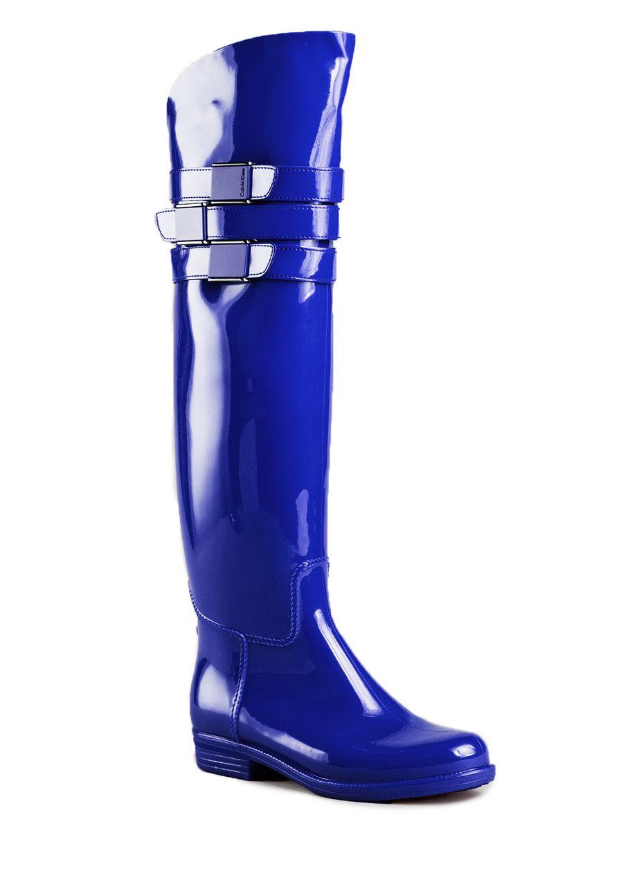 CALVIN KLEIN Avarain boot $32.99   Gummistiefel, Pvc