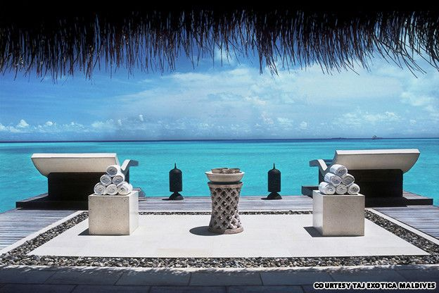 Taj Exotica, Maldives | Maldives travel, Resort, Maldives