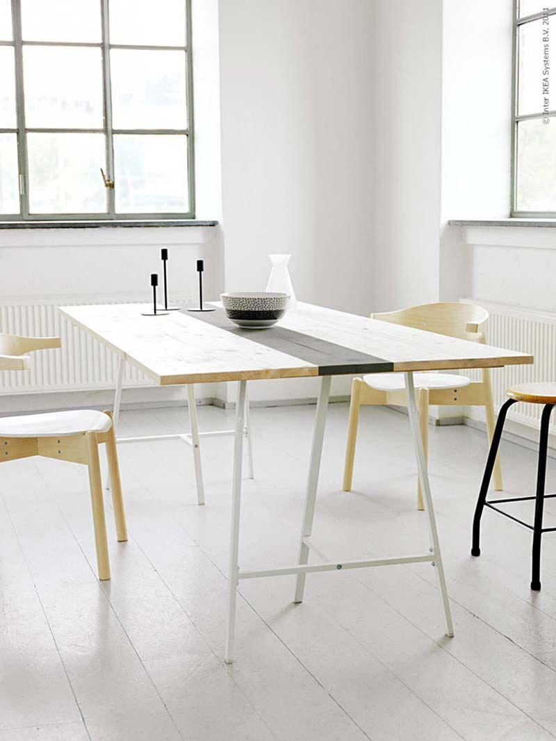 Ikea Bord Vitt