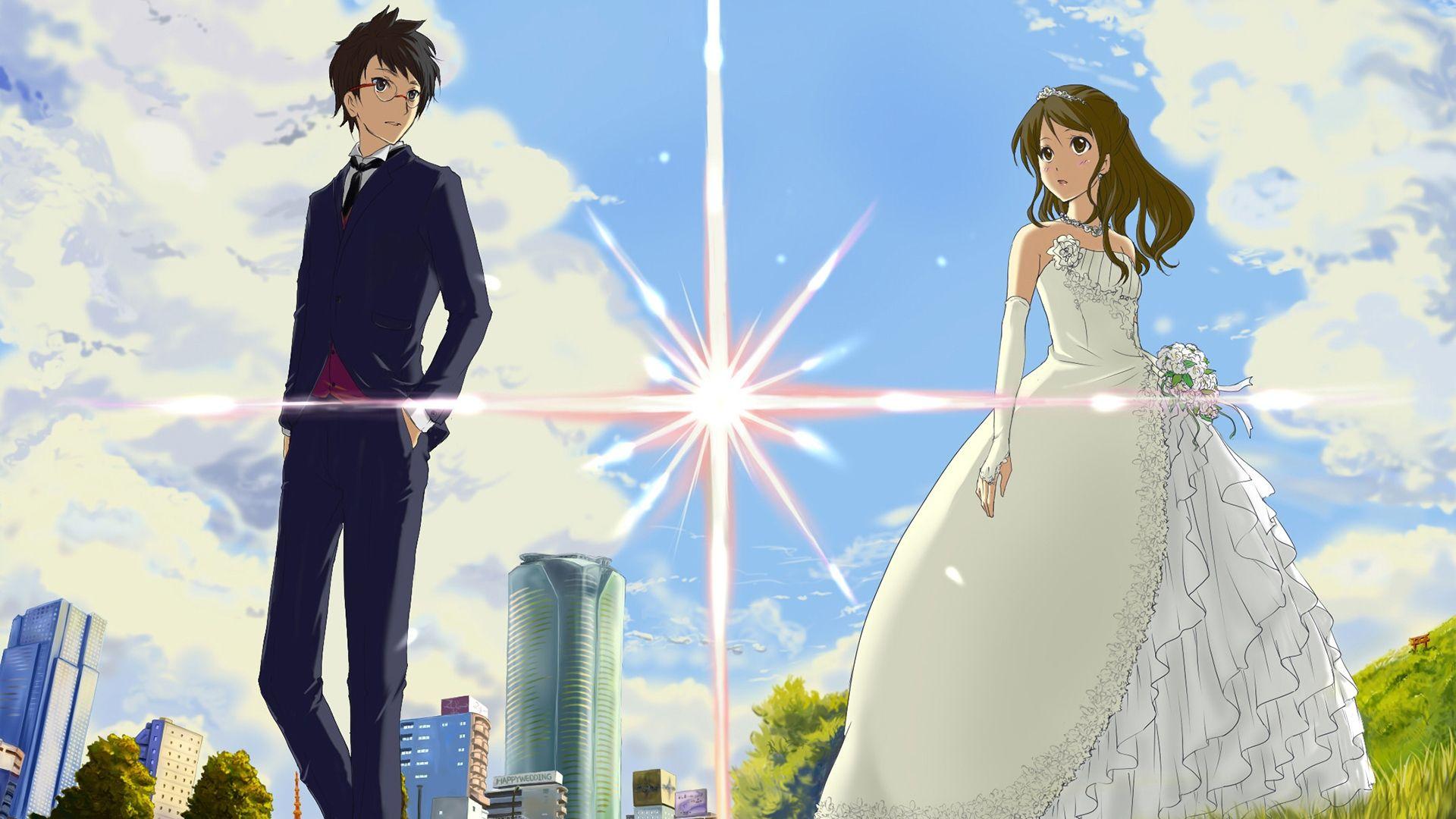 Pin by Xenon Sobdiel on Anime Wallpaper Kimi no na wa