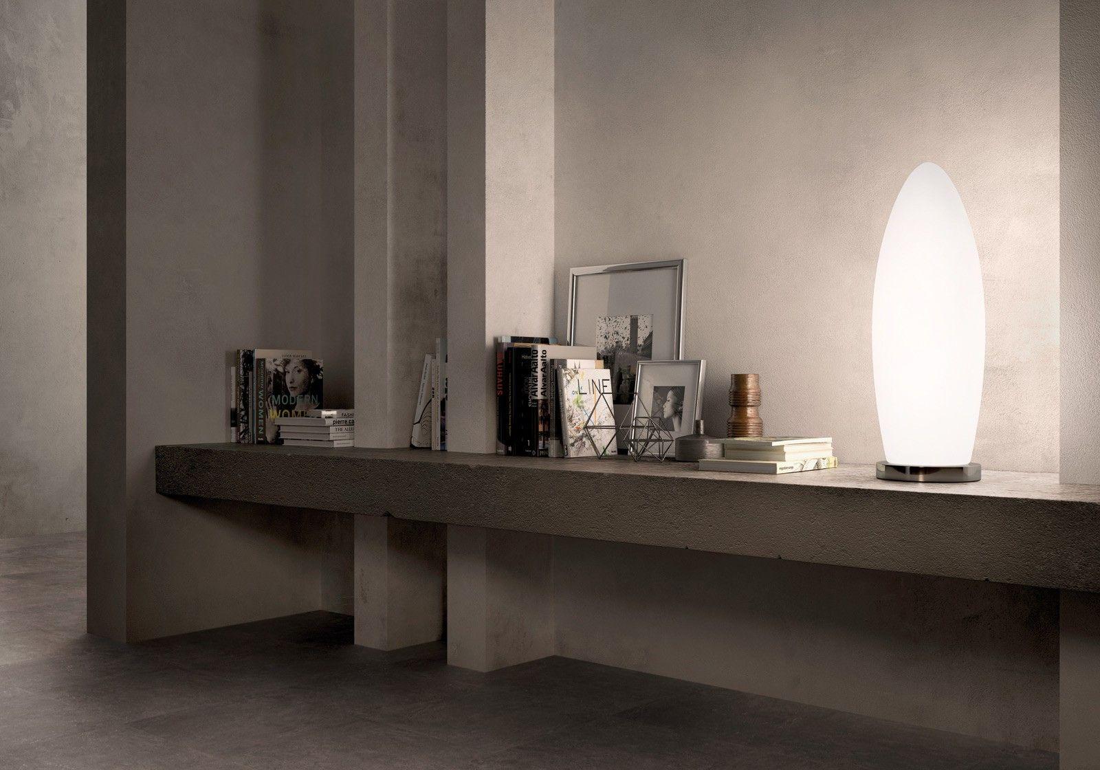 Kundalini Gherkin   Moderne tischlampen, Beleuchtung wohnzimmer, Design leuchten