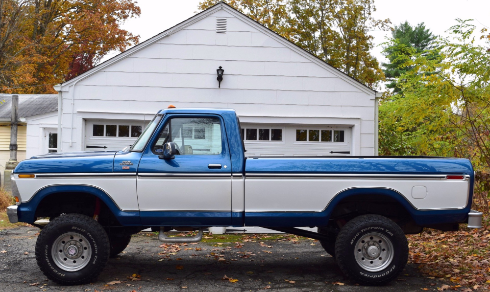 1979 Ford F350 Ranger XLT 4×4 in 2020 Ford f350, Ford, 4x4