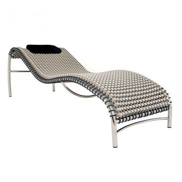 Spin Lounger Chair Design By Leonard Theosabrata By Accupunto Loungers Chair Lounger Outdoor